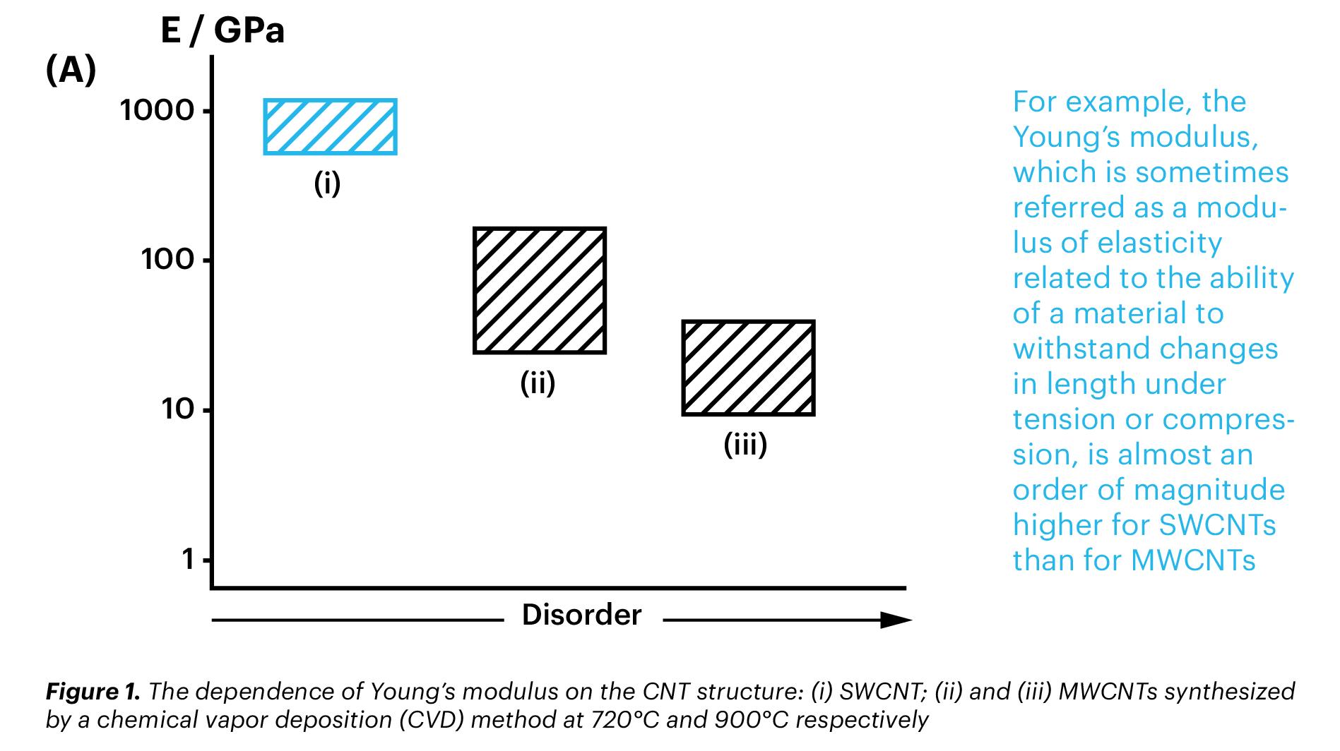 elasticity of carbon nanotubes